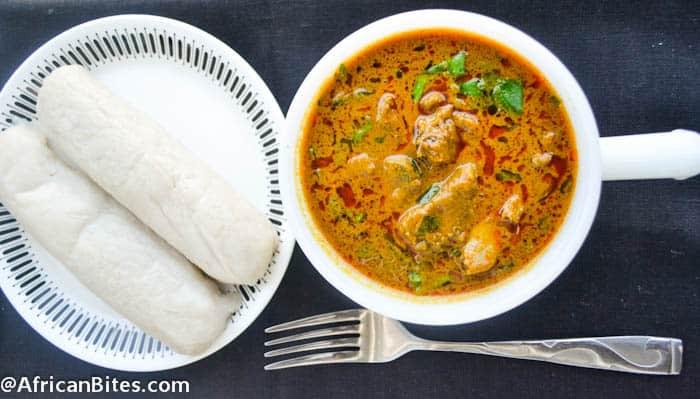 Mbanga/Palmnut Soup - Immaculate Bites