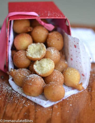 African doughnut drop doughnut for African cuisine desserts