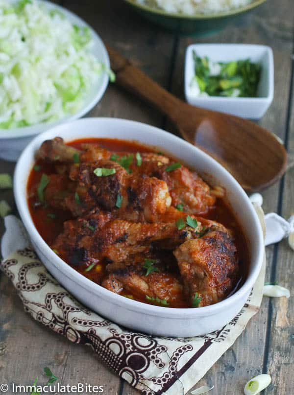 Chicken stew african style african chicken stew forumfinder Image collections