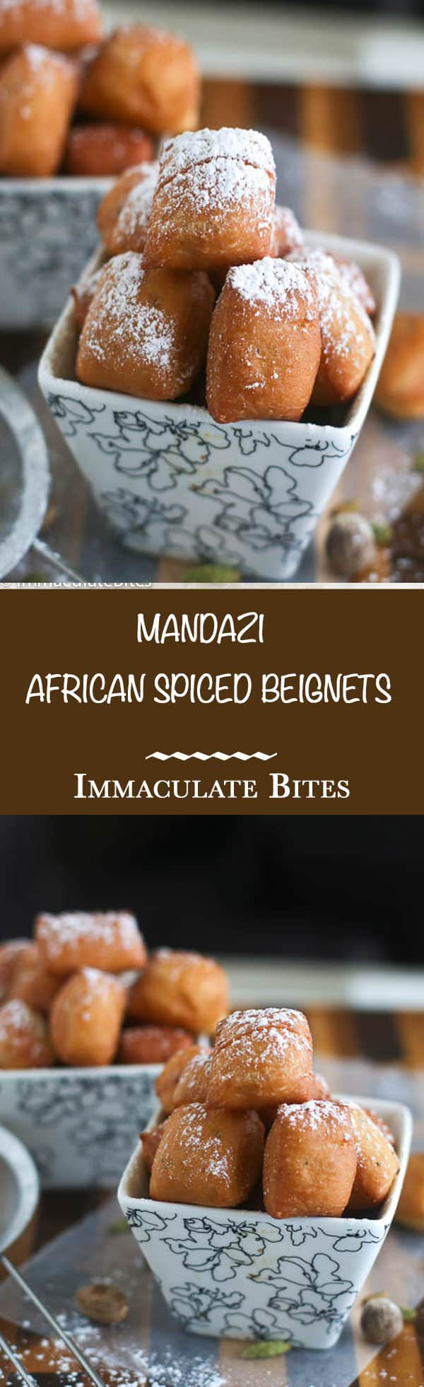 Soft Mini Mandazi Immaculate Bites