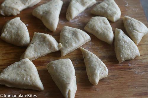 Baked Mandazi