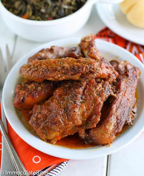African Grill Chicken (kati kati)