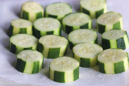 cucumber salmon cream cheese appetizer