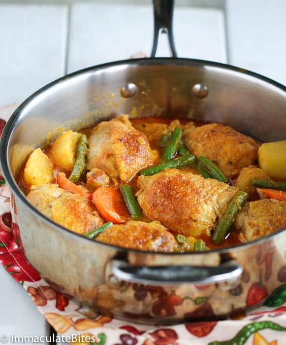 Jamaican curry chicken jamaican chicken curry forumfinder Image collections