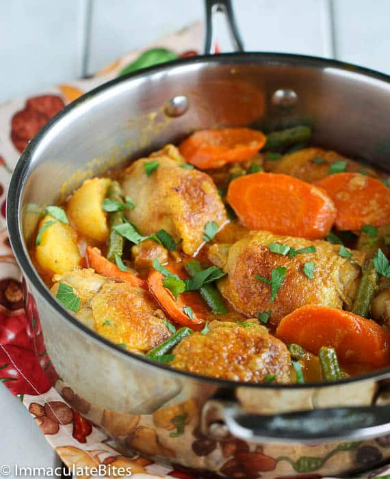 Jamaican curry chicken forumfinder Image collections
