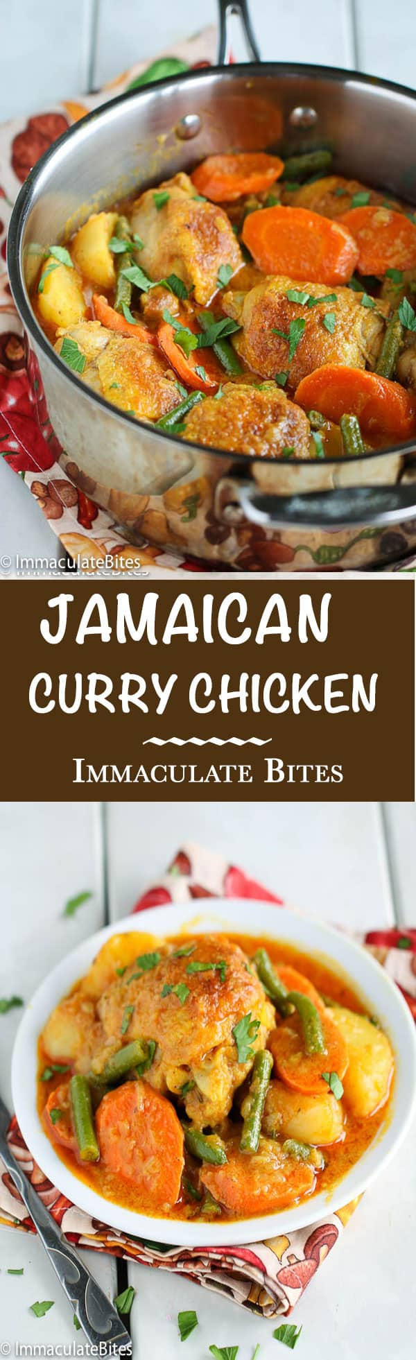 Curry chicken jamaican curry chicken forumfinder Image collections