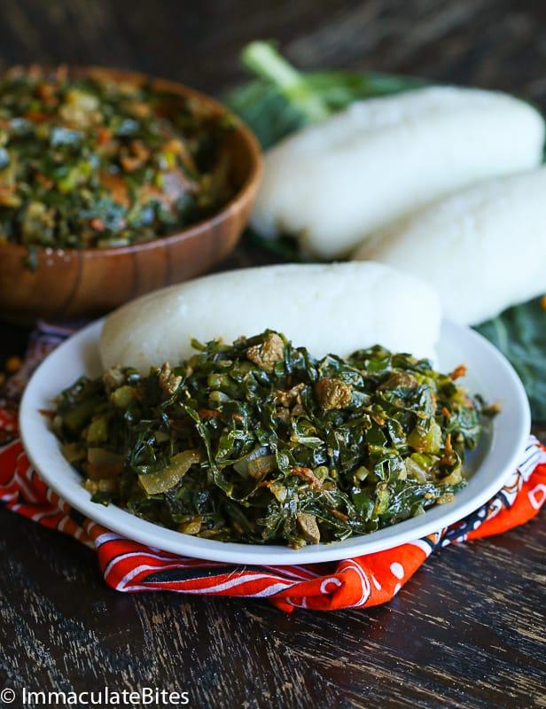 sukuma wiki and ugali