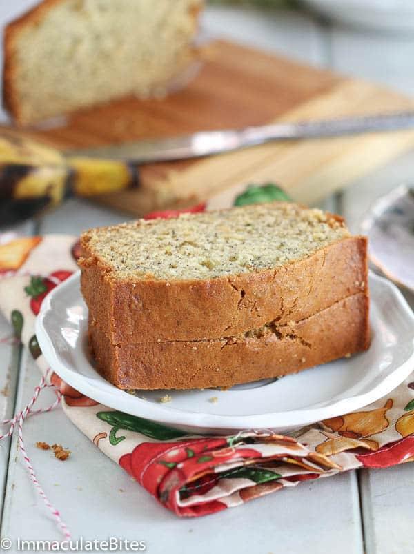 Plantain Bread/Cake