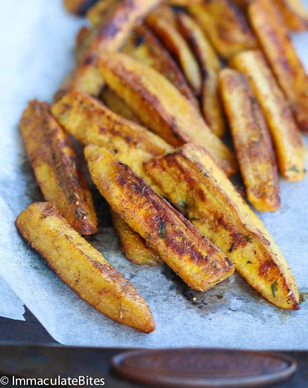 Roast Plantains