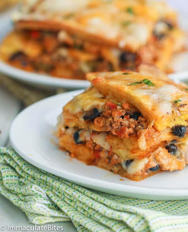 Dominican Plantain Lasagna Recipe Dandk Organizer