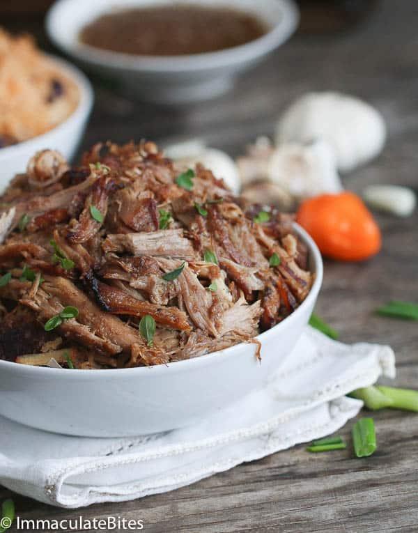 Slow Cooker Jerk Pulled Pork
