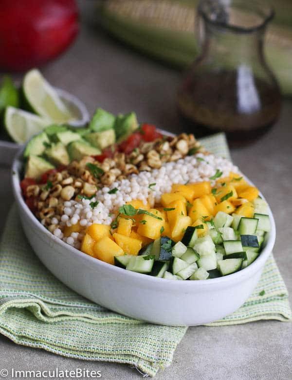 Couscous Mango Salad