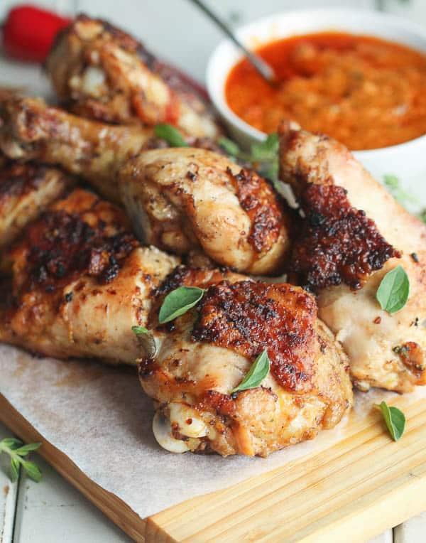 Mozambique Peri Peri Chicken