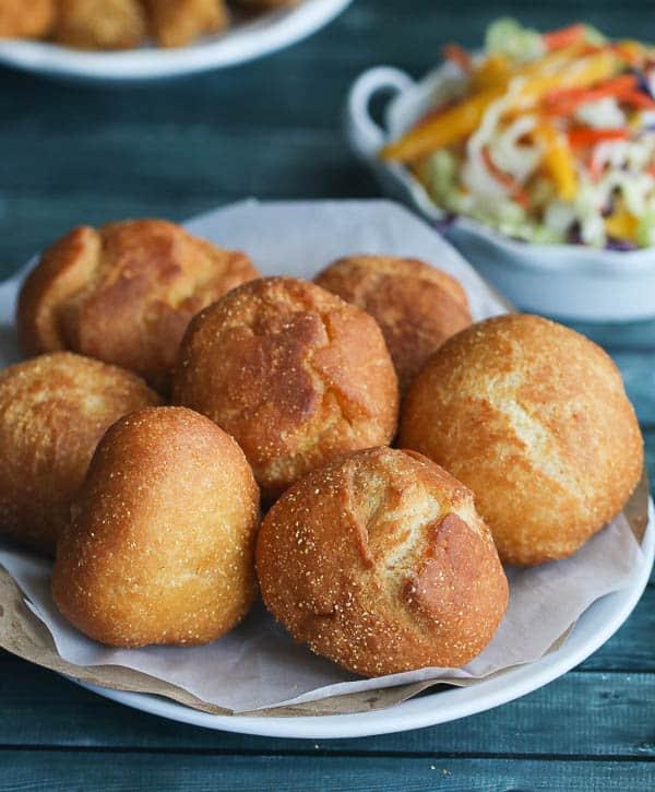 Jamaican Festival (Caribbean Dumpling)
