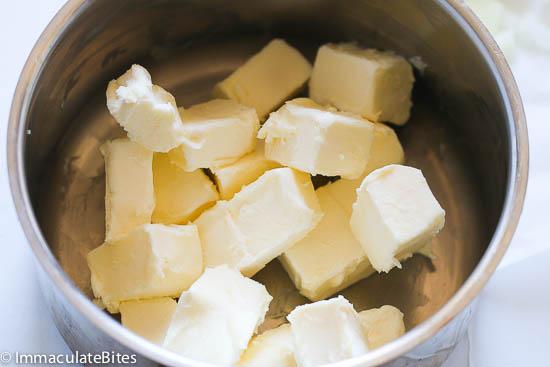 Spiced Clarified Butter