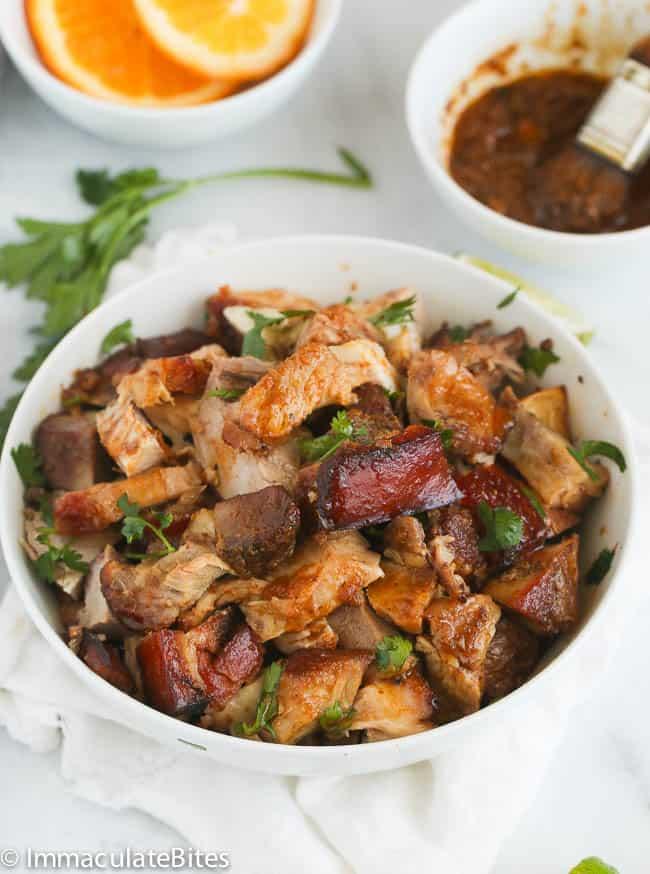 Pernil puerto rican roast pork forumfinder Images